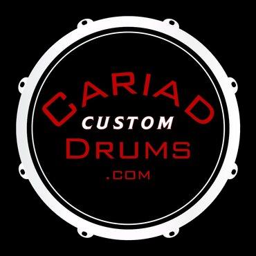 Cariad Custom Drums